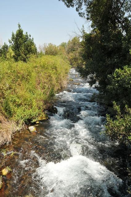 River dan israel.