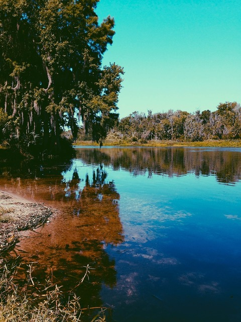 River florida water.