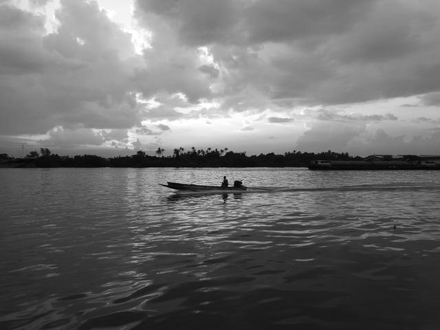 River thailand eco.