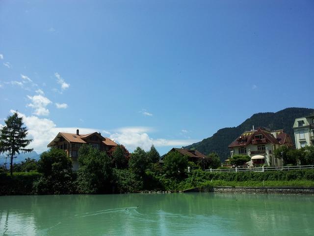 River village swiss.