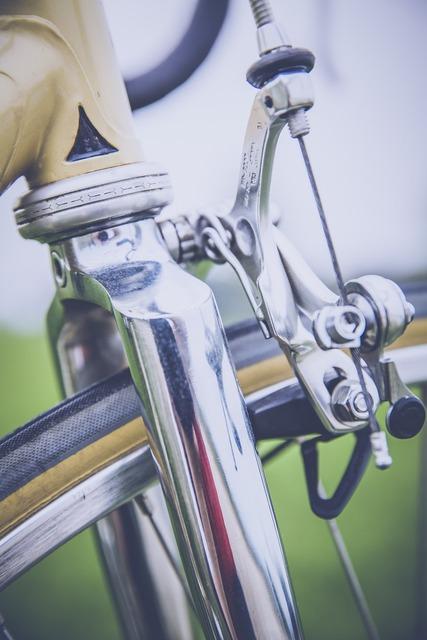 Road bike vintage retro, transportation traffic.