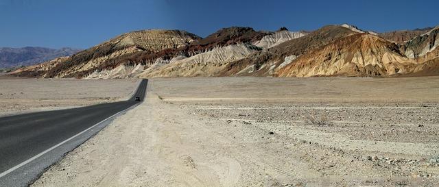 Road desert highway, transportation traffic.