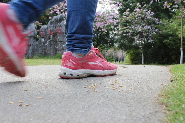 Road shoes walking, transportation traffic.