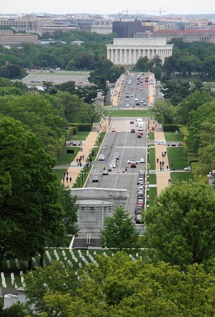 Road washington dc america, transportation traffic.