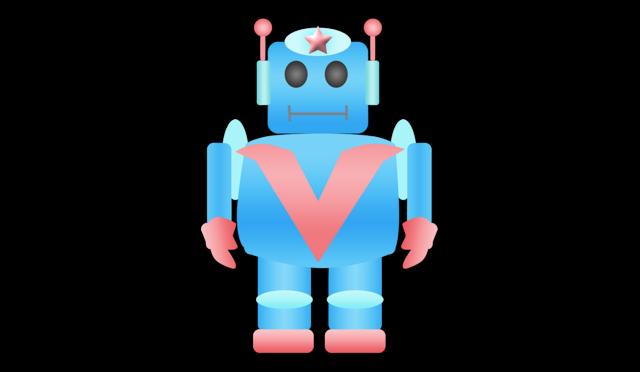 Robot droid machine.