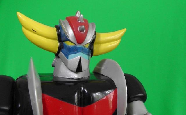 Robot toy plastic.