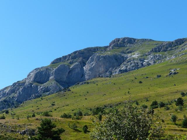Rocce del manco mountain rock, nature landscapes.