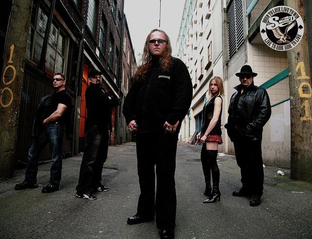 Rock band rockers music, music.
