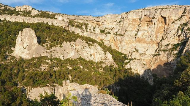 Rock karst area karst landscape.