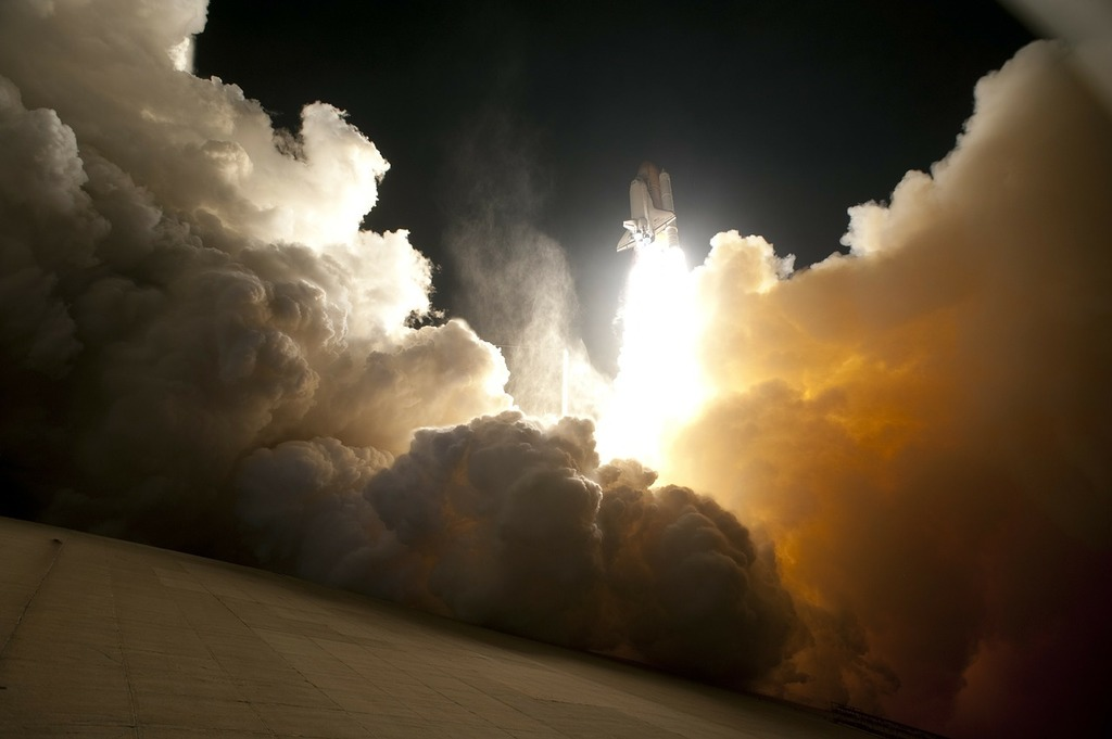 Rocket launch rocket take off, science technology.