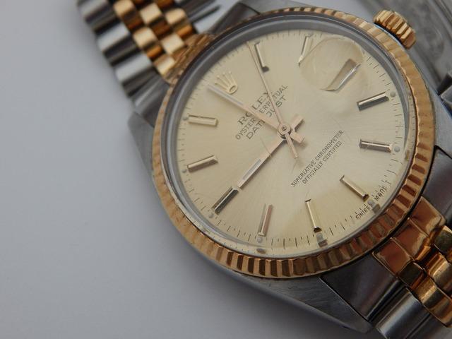 Rolex watch timepiece, beauty fashion.