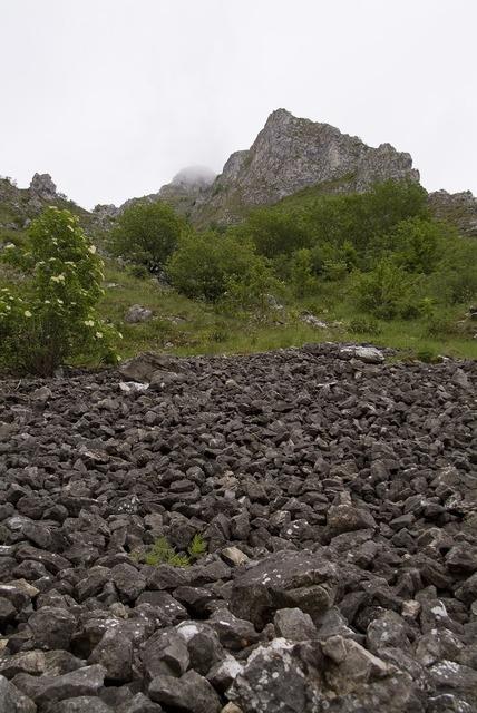 Romania székelykő rocks.