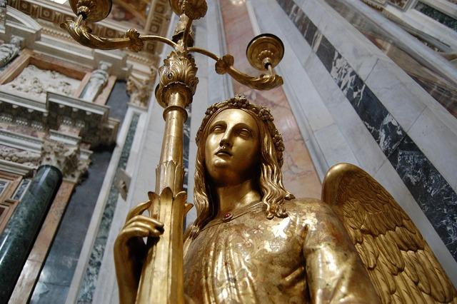 Rome angel church, religion.