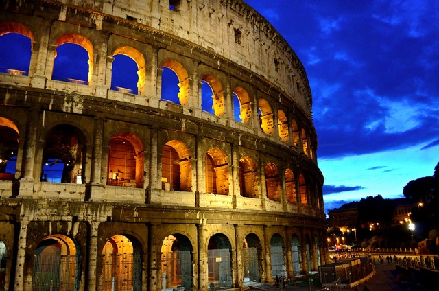 Rome colosseum italy, architecture buildings.