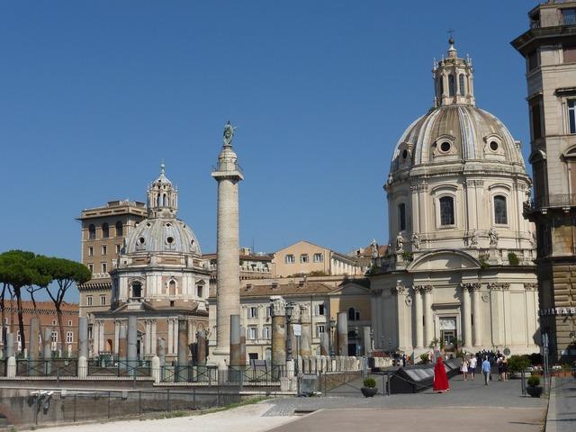 Rome italy church, religion.