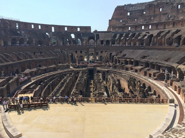 Rome italy colosseum, architecture buildings.