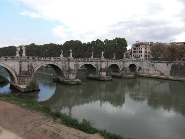 Rome italy tiber.