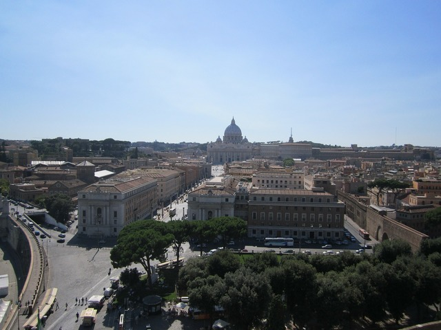 Rome italy vatican, architecture buildings.