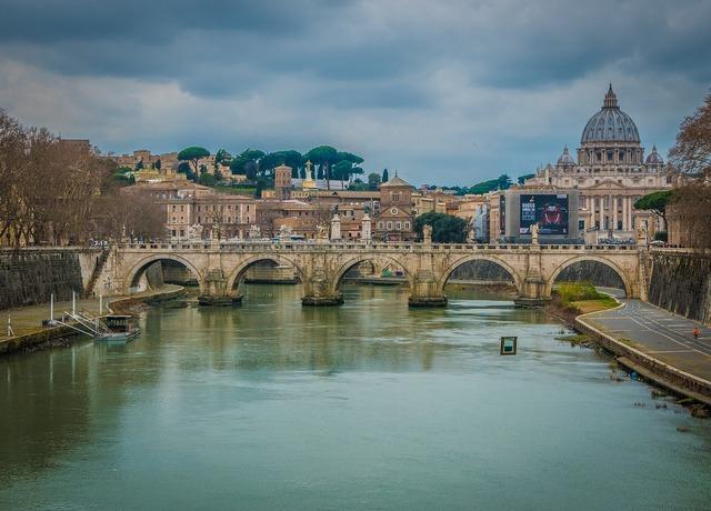 Rome saint peter's basilica basilica, religion.