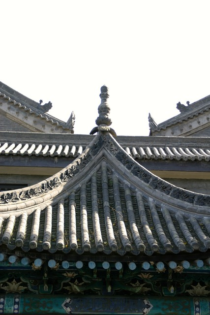 Roof china dragon, architecture buildings.