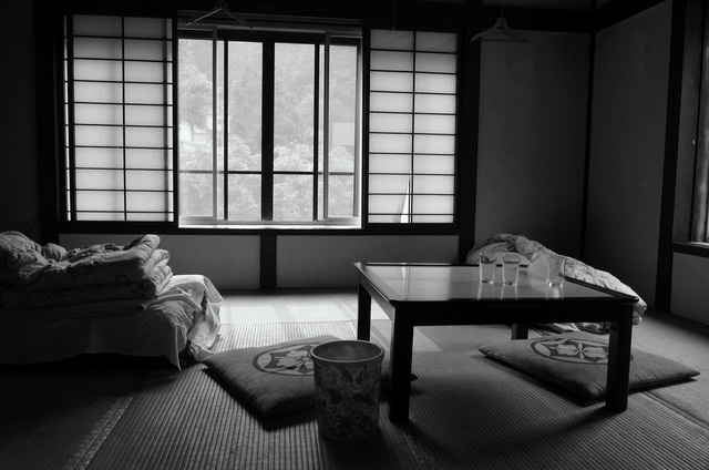 Room bed and breakfast japan.