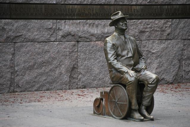Roosevelt president usa.