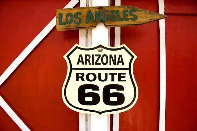 Route 66 seligman arizona.