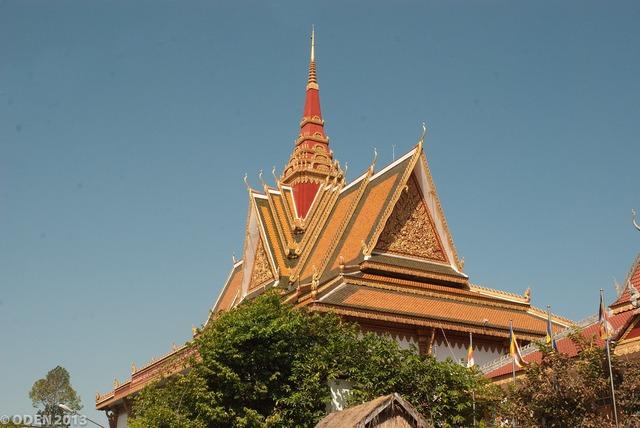 Royal cambodia siem reap, religion.