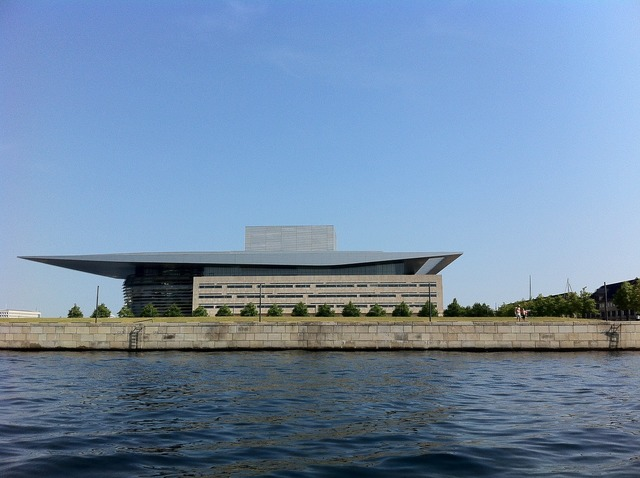 Royal swedish opera opera house copenhagen.
