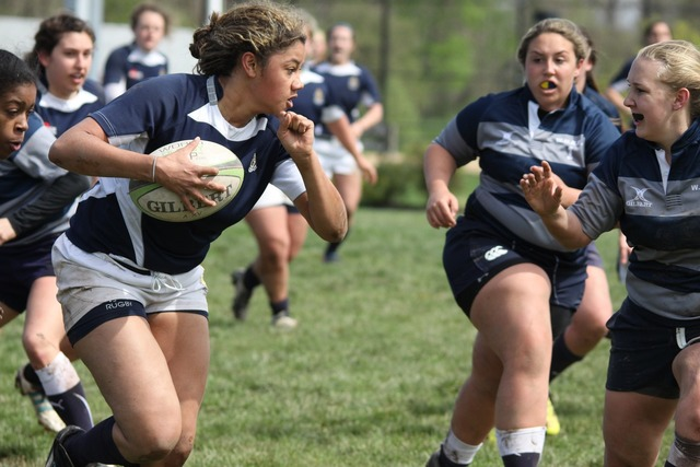 Rugby women sports.