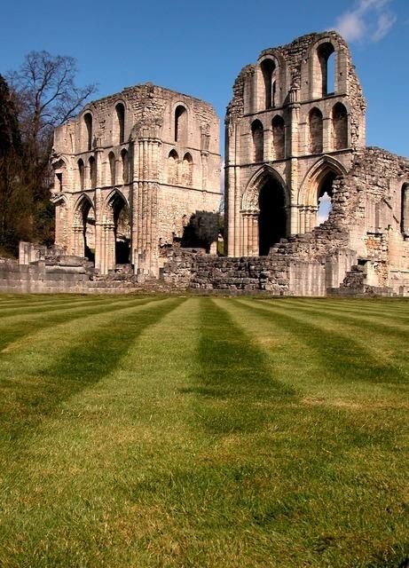 Ruin abbey architecture, architecture buildings.