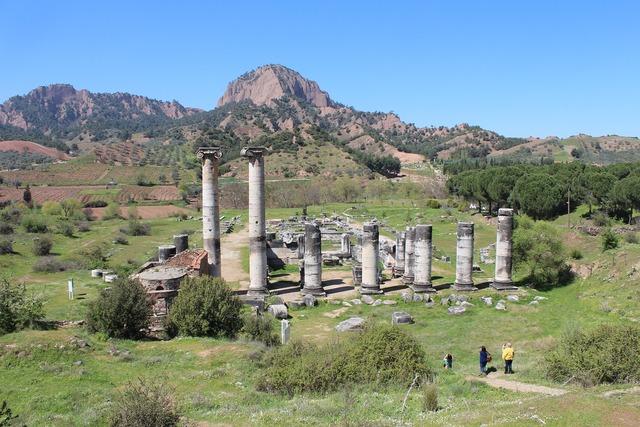 Ruin temple old, religion.