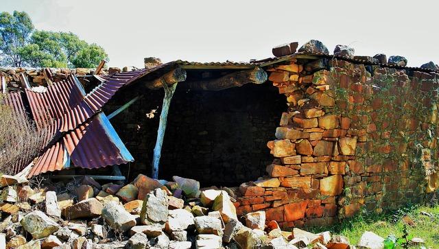 Ruins pretoria building, architecture buildings.