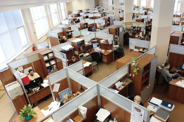 Russia office men, architecture buildings.