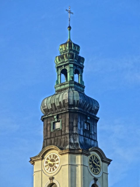 Sacred heart church bydgoszcz tower, architecture buildings.