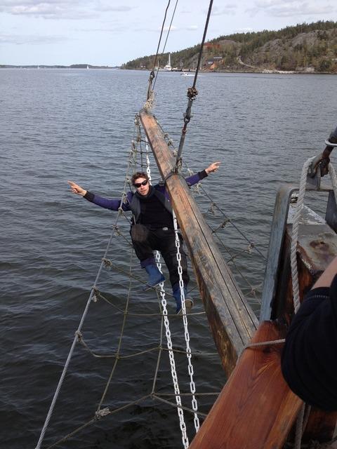Sailing ship sweden.