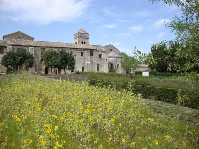 Saint-paul saint-paul-de - virgil sole monastery.