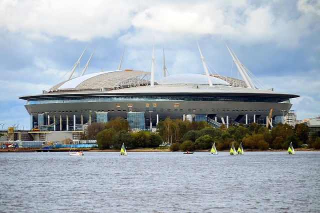 Saint petersburg stadium fifa 2018, sports.