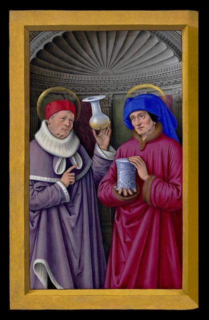 Saints cosmas damian, religion.