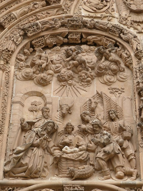 Salamanca spain historically, religion.