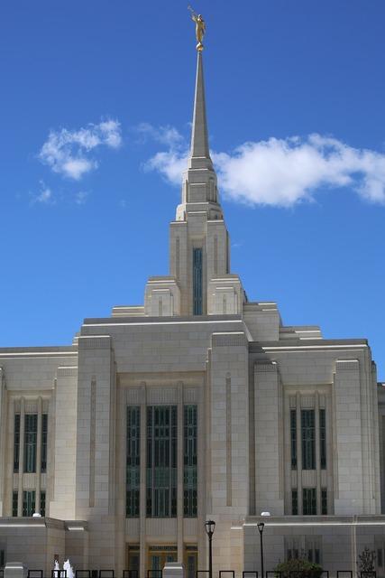 Salt lake city church utah, religion.