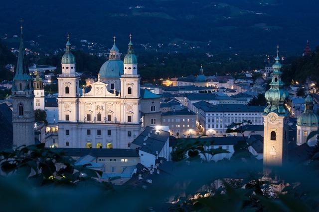 Salzburg austria mönchberg, architecture buildings.