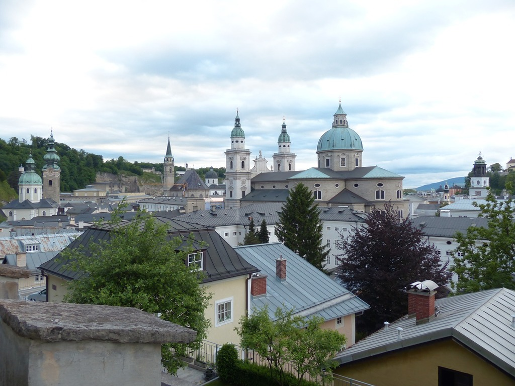 Salzburg cathedral dom cathedral, religion.