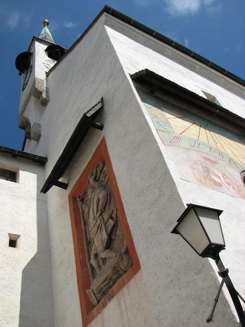 Salzburg hohensalzburg fortress chapel, religion.