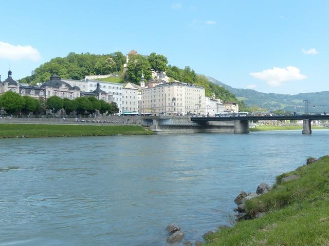 Salzburg neustadt salzach, nature landscapes.