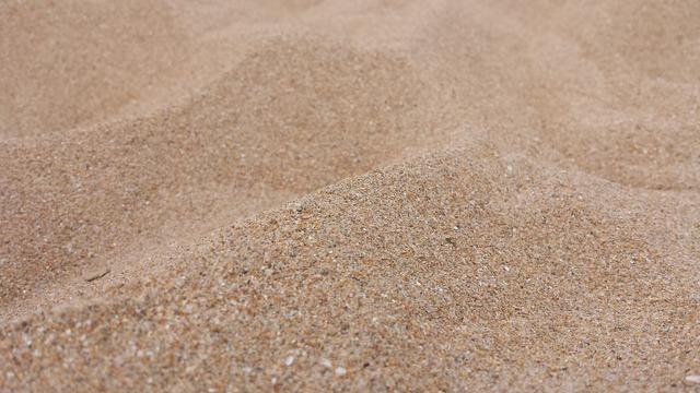 Sand sun summer, travel vacation.