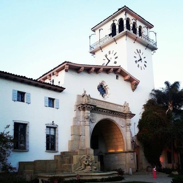 Santa barbara mission california, religion.