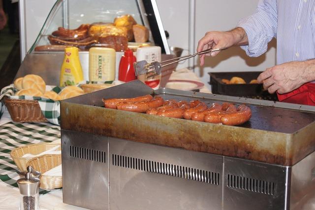 Sausage dalmia bratwurst, food drink.