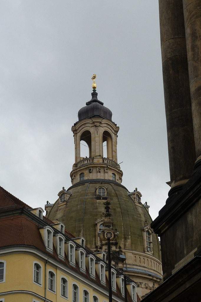 Saxony dresden frauenkirche dresden, architecture buildings.