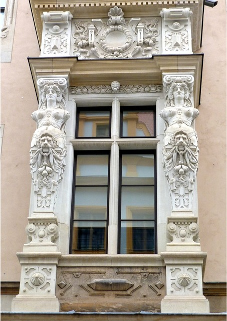 Saxony dresden window, architecture buildings.